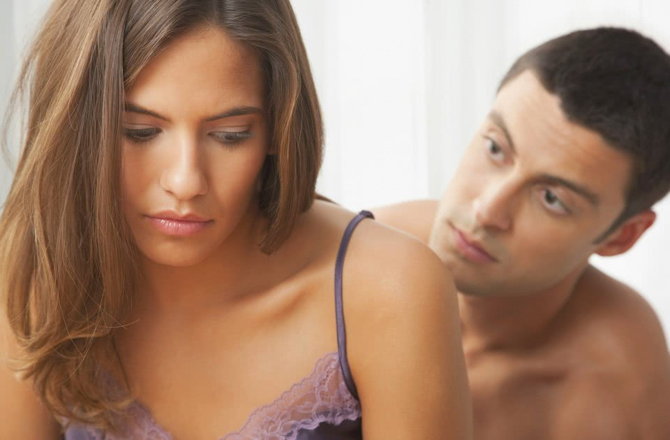 Расстройство оргазма